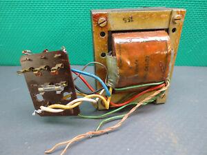 Grundig SO262 Netztrfo  Power transformer tube amp 2x 6,3V 250V.   Y