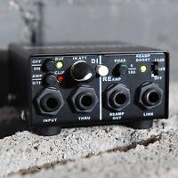 AMT Electronics RD-2 Reincarnator Reamper Reamp Re-amp & Direct Box (DI Box)