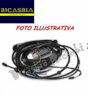 9244 - IMPIANTO CABLAGGIO ELETTRICO VESPA 50 PK XL HP FL2
