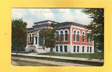 Sparta,Monroe County,WI Wisconsin Public Library used 1911