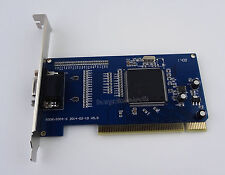 8 Channel CCTV Camera Video Capture Motion Detection Recording 8CH PCI DVR Card