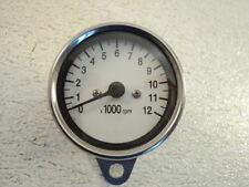 Universal Chrome Tachometer #4160