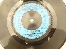 HANDSOME BEASTS BREAKER EP NWOBHM heavy metal 2........ 45rpm