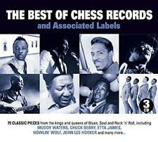 The Best of Chess Records and Associated Labels, Various Artists, Good Box set,