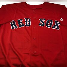 Pedro Martinez Boston Red Sox Replica Throwback Stitched Jersey Mens Size XL