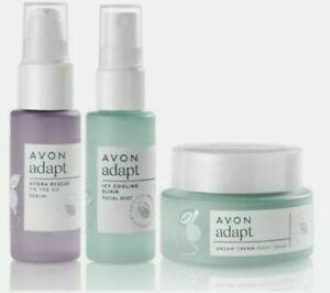AVON adapt. full works.  3 items. FREE P&P