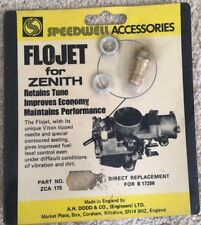 Speedwell nos Flojet ZENITH ZCA 175. Classic Mini BMC Ford Surpresseur