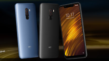Xiaomi Pocophone F1 128GB Black GSM Factory Unlocked International Version USED