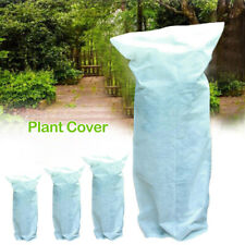 AMAZING!!! 10Pcs Large Frost Protection Jacket Plant Warming Fleece Winter Cover
