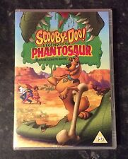 SCOOBY-DOO LEGEND OF THE PHANTOSAUR DVD NEW & SEALED MINT CONDITION FREE POST