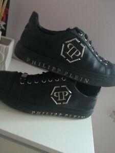 scarpe philipp plein come nuove usate giusto un paio di volte.