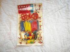 Vintage Krazy Ikes Toy - Still in Original Package