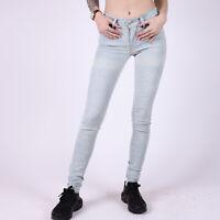 Levi's 710 Super Skinny hellblau Damen Jeans DE 32 / US W24 L32