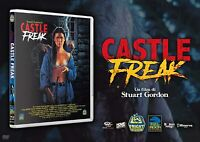 Castle Freak (Fright Vision) [Home Movies] - Blu-ray italiano, Stuart Gordon