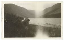 Ireland, Wicklow, Glendalough from Shore, RP PPC, Unposted, Privately Taken