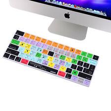 XSKN Ableton Live Shortcuts Keyboard Cover Skin for Magic Keyboard US/EU Layout