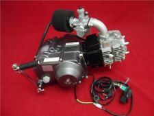 Lifan 125cc Big Valve 4 Speed Semi Auto Pit Bike Engine. Full Package. Old Style
