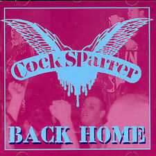 COCK SPARRER - BACK HOME NEW CD