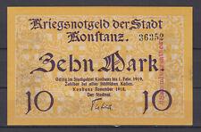 Konstanz - Stadt - 10 Mark