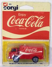 Corgi Juniors #95 Enjoy Coca-Cola Leyland Terrier COKE Delivery Truck c.1978