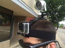 Gopro Hero4 Black Full Spectrum Night Vision IR Illuminator Light+Video Glasses