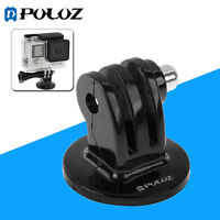 PULUZ Camera Tripod Mount Adapter for GoPro HERO 7 6 5 4 Session 3+ 3 2 1