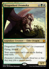 MTG DRAGONLORD DROMOKA EXC - SIGNORE DEI DRAGHI DROMOKA - DTK - MAGIC