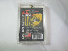 Pro-Mold # MH4 UV Magnetic Card Holder 180 point for Super Thick Card New 180 Pt