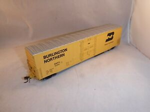 Athearn GENESIS HO BN 57' FGE Mech Reefer CU Yellow w-White Roof #BNFE 9269