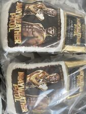 FLOYD MAYWEATHER VS LOGAN PAUL BOXING GLOVES LIMITED EDITION FROM FIGHT 6/6/21