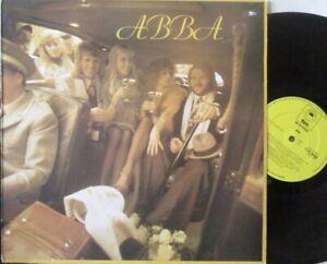 ABBA - Self Titled ~ VINYL LP