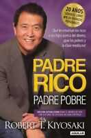 Padre Rico, Padre Pobre / Rich Father, Poor Father, Paperback by Kiyosaki, Ro...