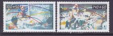 Germany Berlin 9NB277-78 MNH 1990 Water Polo and Wheelchair Basketball Set VF