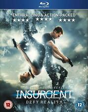 Insurgent [2015]          Blu-Ray   Brand new and sealed