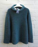 Possum Merino Wool Luxury Women's garment 2XL Jumper