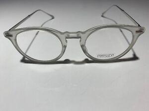 Brand New Matsuda Eyeglasses M2026 MCR 47-22-145 Made In Japan