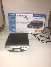 Dymo By Pelouze Postal Scale Digital Battery Powered 5lb Capacity Model Sp5