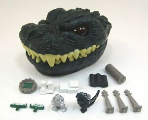 Godzilla vs Mecha In Los Angeles MICRO BATTLE PLAYSET King Of The Monsters 1994