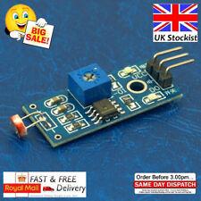 Módulo Sensor de luz LDR Foto Luz módulo de resistor Módulo para Arduino PI UNO