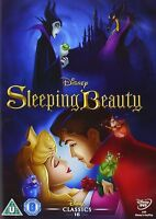 Sleeping Beauty - 2002 Mary Costa, Bill Shirley, Clyde Geronimi Brand New UK DVD