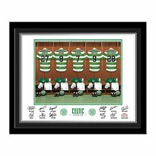 Autographed Celtic Football Player Photographs