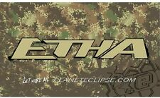 New Planet Eclipse Digital Camo Etha Logo 3'x5' Paintball Banner Dealer Ad Promo