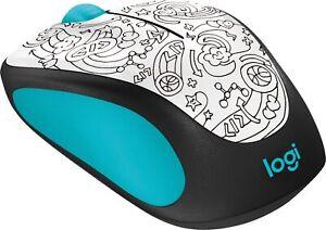 Logitech M325c Wireless Mouse Brainstorm Teal - NO RECEIVER (IL/RT6-15158-M32...