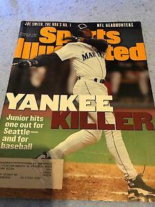 Sports Illustrated , Ken Griffey Jr., October 16th 1995'