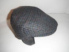 Woolrich Cabbie wool tweed Earlaps Hat Cap New MEDIUM