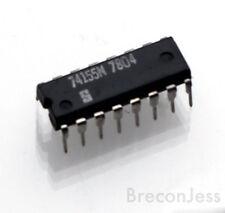 entradas demultiplexor;... IC: decodificador digital; línea 2-to-4, 3 un SN74HC139N