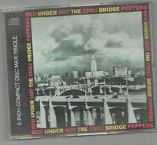 red hot chili peppers - under the bridge tour   cd single