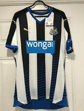 *BNWT* 2015-16 Player Fit Newcastle United Home Shirt - XL