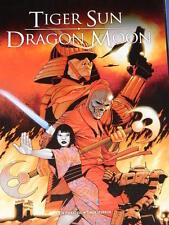 JUDGE DREDD - THE MEGAZINE 324 SUPPLEMENT - TIGER SUN/DRAGON MOON  - (2000AD