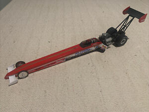 BLAINE JOHNSON TRAVERS TOOL 1:24 Top Fuel DragsterRacing Champions